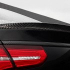 mercedes amg gle 63 coupe with topcar inferno kit boot spoiler