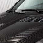 mercedes amg gle 63 coupe with topcar inferno kit carbon bonnet