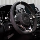 mercedes amg gle 63 coupe with topcar inferno kit steering