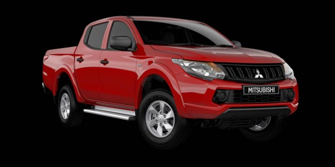 Special edition Mitsubishi Triton GLX+ hits the block