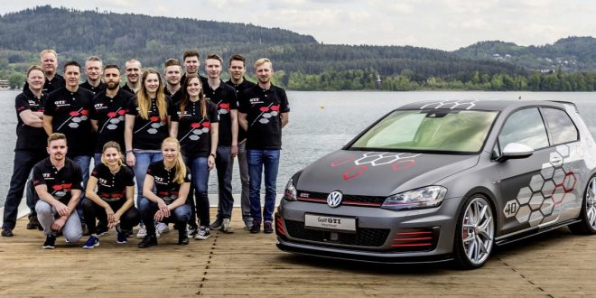 Meet the most powerful Volkswagen Golf GTI – the 295kW Heartbeat