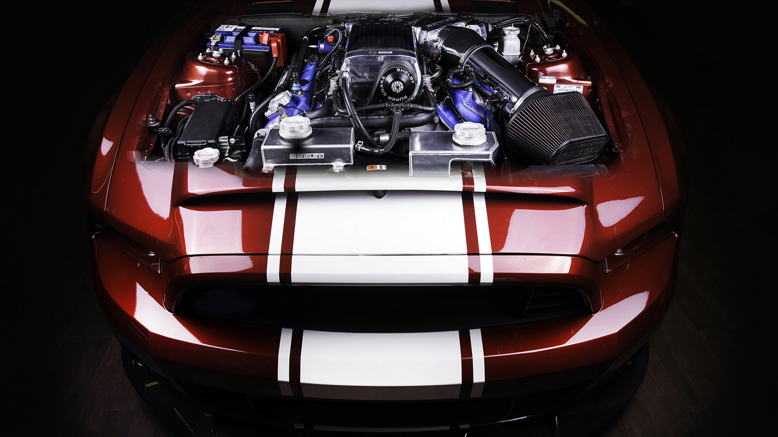 Bespoke Shelby Mustang GT500 Super Snake marks 20 years of ...