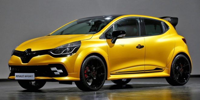 Special Renaultsport Clio R.S. to bow in at Monaco GP