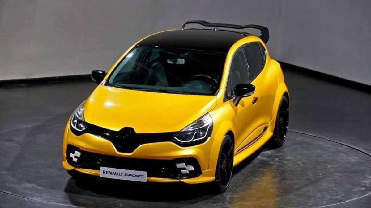 special renaultsport clio r s to bow in at monaco gp. Black Bedroom Furniture Sets. Home Design Ideas
