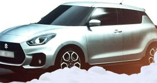 suzuki swift sport leak front quarter