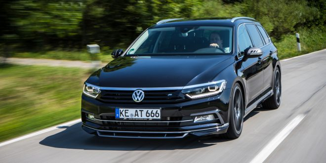 ABT offers power upgrade packages for Volkswagen Passat