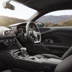 2016 audi r8 v10 coupe interior