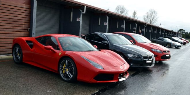 Event: Driver Dynamics Track Day