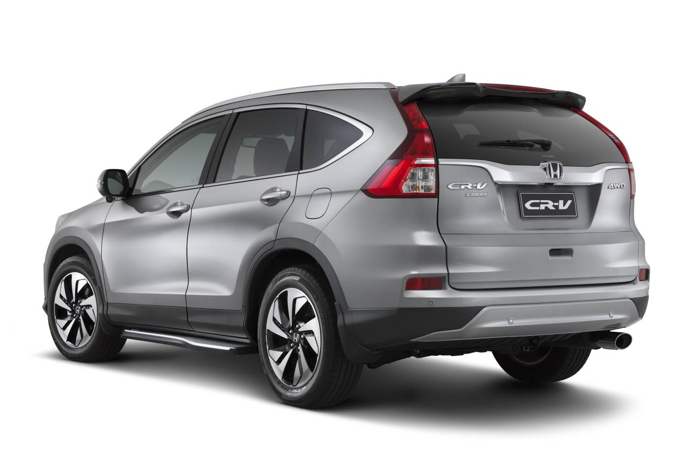 Honda introduces feature added cr v limited edition for Honda sensing crv