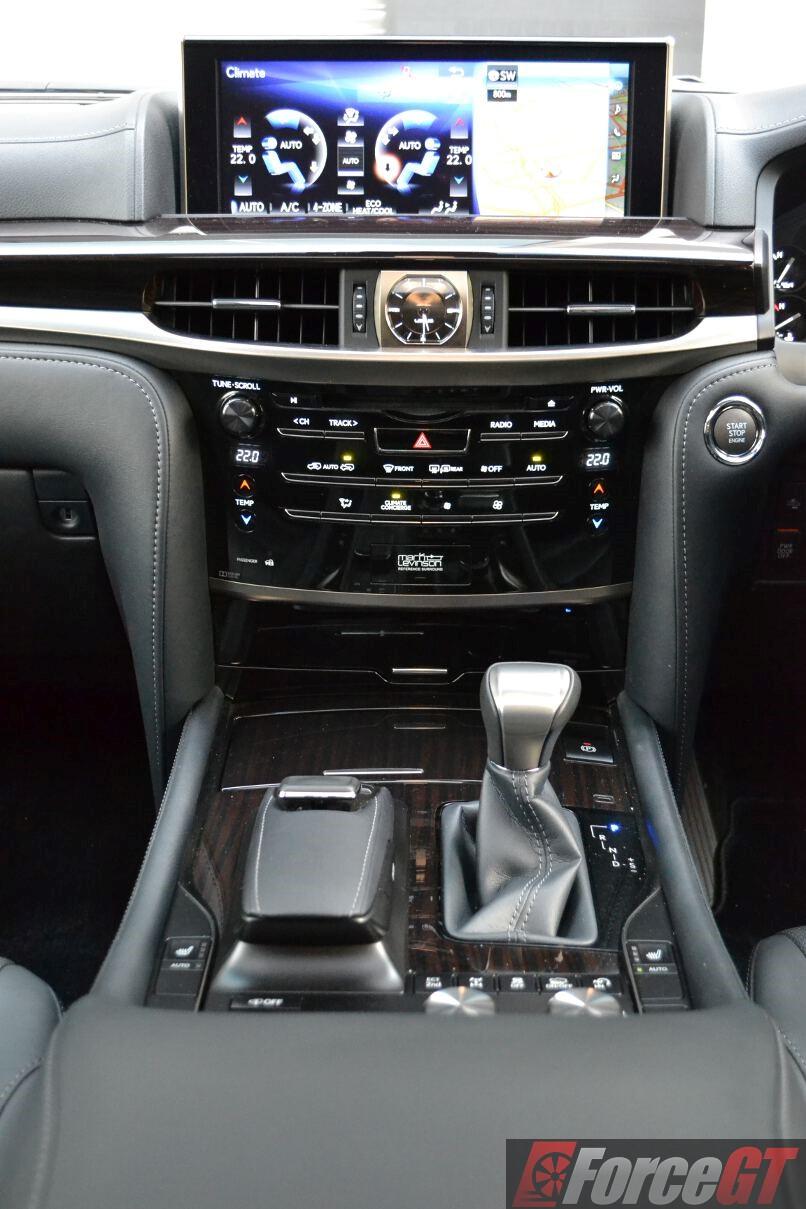 Lexus Lx Review 2016 Lexus Lx 570