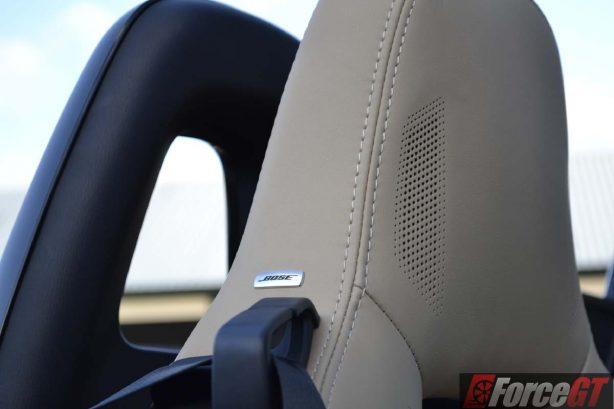 2016 mazda mx-5 roadster bose seat speaker