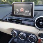 2016 mazda mx-5 roadster infotainment screen