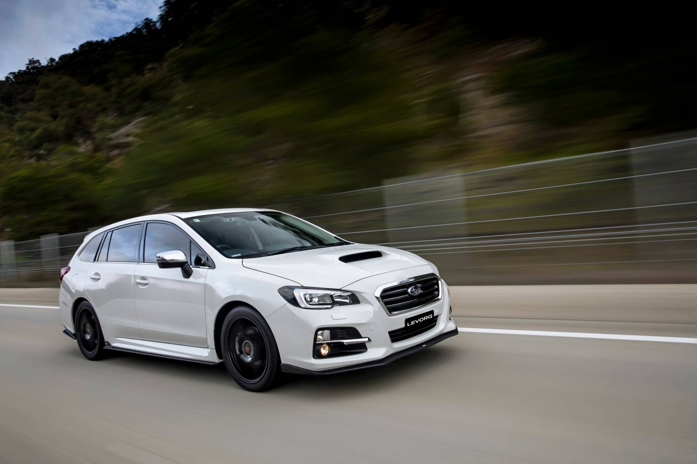 2017 Subaru Levorg Wagon Launches In Australia