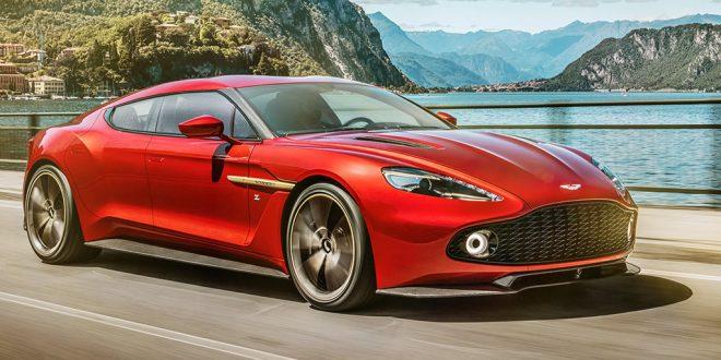 2018 Aston Martin Rapide 4-door imagined