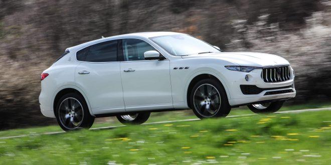 Maserati Levante Australian pricing and specification
