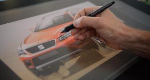 car design sketch