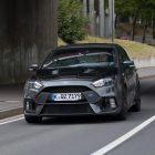 ford focus rs500 spy photo front