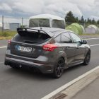 ford focus rs500 spy photo rear