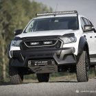 m-sport tuned ford ranger front
