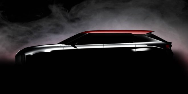 Mitsubishi teases Ground Tourer Concept ahead of Paris debut
