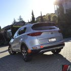 2016 Kia Sportage platinum rear quarter
