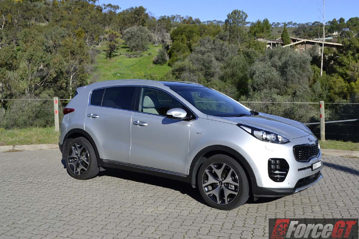 Wonderful 2016 Kia Sportage Review