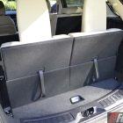 2016 Land Rover Discovery Sport boot space seats up