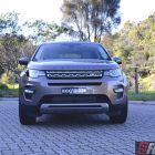 2016 Land Rover Discovery Sport front