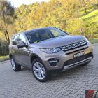 2016 Land Rover Discovery Sport front quarter