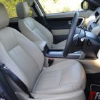 2016 Land Rover Discovery Sport front seats