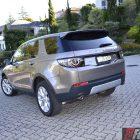 2016 Land Rover Discovery Sport rear quarter