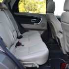 2016 Land Rover Discovery Sport rear seats