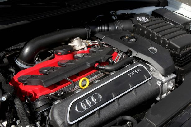 2016 audi rs3 sportback by b&b engine