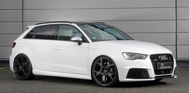 2016 audi rs3 sportback by b&b front quarter