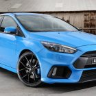 2016 ford focus rs launch front quarter-1