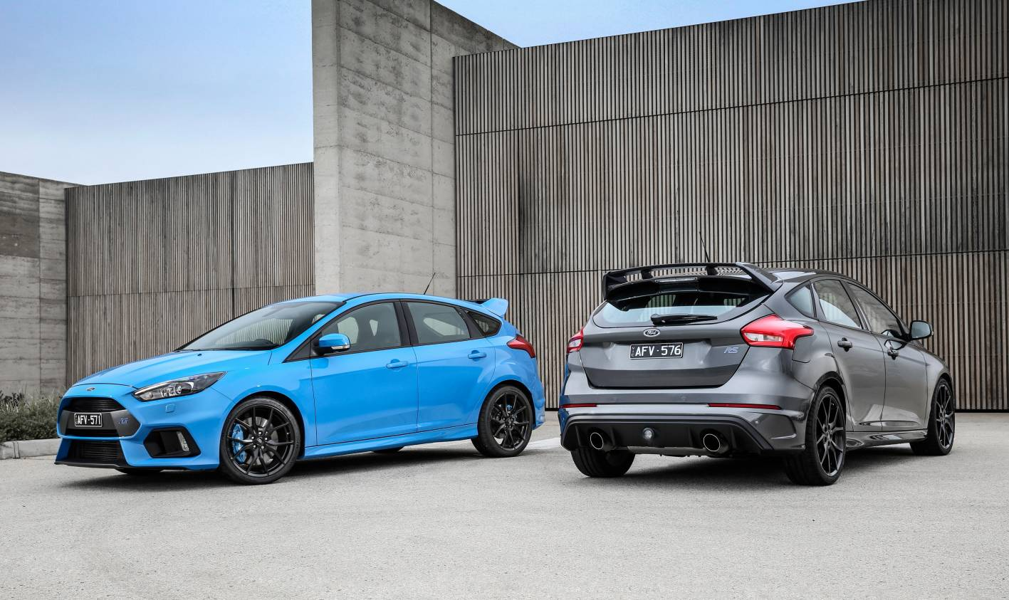 first allocation of 2016 ford focus rs sold out in australia. Black Bedroom Furniture Sets. Home Design Ideas