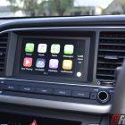 2016 hyundai elantra 7-inch touchscreen