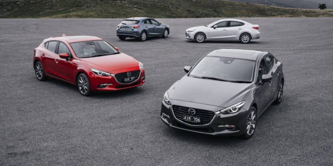 2017 facelifted Mazda3 brings better value