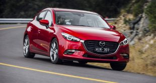 2016 mazda3 sp25 hatch