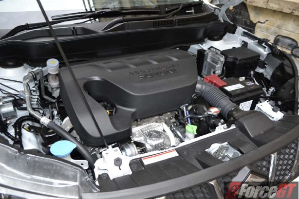 2016 suzuki vitara s-turbo engine