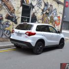 2016 suzuki vitara s-turbo rear quarter