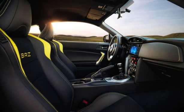 2017-Subaru-BRZ-Series-Yellow-interior