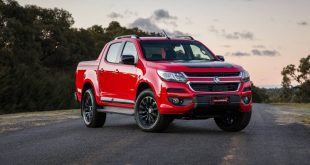 2017 holden colorado - main