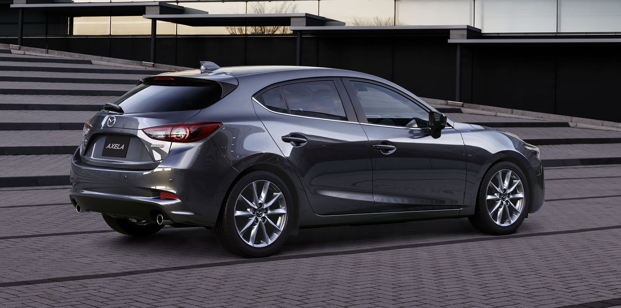 2017 mazda 3 facelift unveiled arrives in australia august. Black Bedroom Furniture Sets. Home Design Ideas