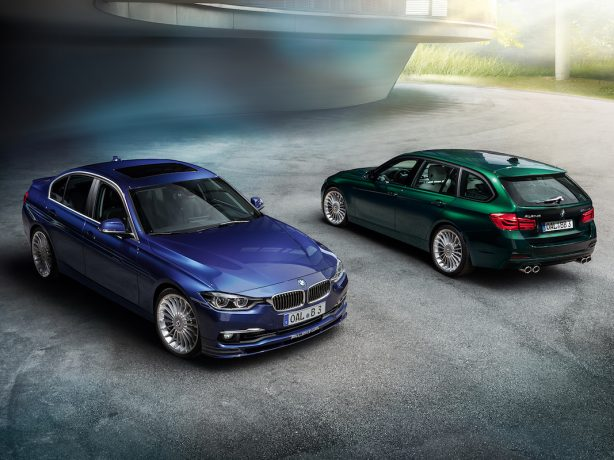 BMW ALPINA B3 BITURBO LCI