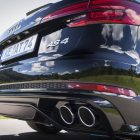 abt audi as4 tailpipe