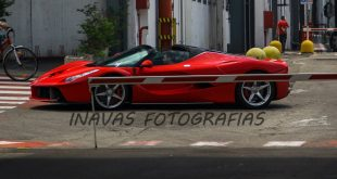 laferrari aperta spy photo-main