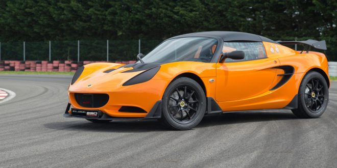 Lotus unleashes track-only Elise Race 250
