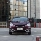 mitsubishi-mirage-2016-review-la-facelift-review-affordable-hatch-cvt-petrol-automatic-front