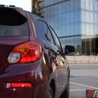 mitsubishi-mirage-2016-review-la-facelift-review-affordable-hatch-cvt-petrol-automatic-rear-corner